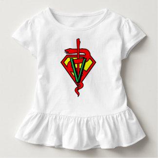 SuperVet Girl's Dress