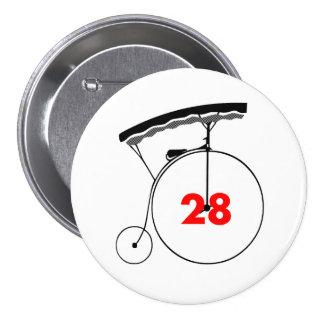 Supervisor 28 3 inch round button