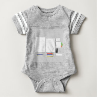 supplies papers baby bodysuit