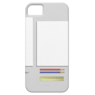 supplies papers case for the iPhone 5