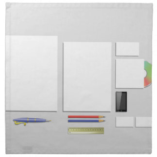 supplies papers napkin