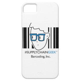 #SupplyChainGeek iPhone Case