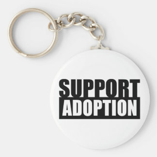 Support Adoption Keychain