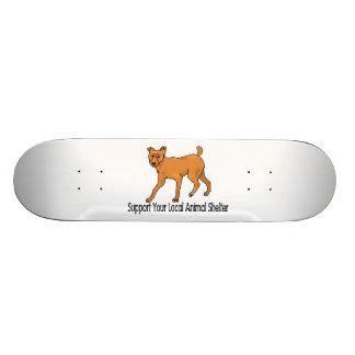 Support Animal Shelters Skate Board Deck