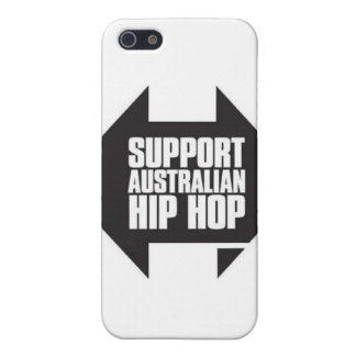 support australian hip hop iPhone 4 Cover