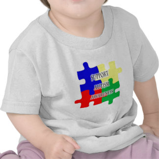support Autism Awareness with my new designs Tees
