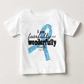 Support Blue Ribbon Baby T-Shirt