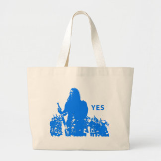 Support Broad Scotland Custom Tote Bag
