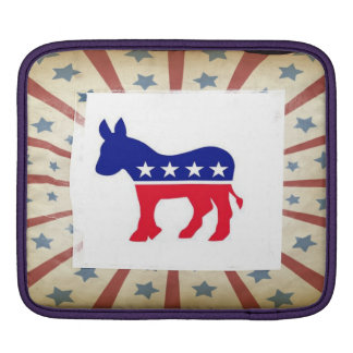 Support Democrats iPad Sleeve
