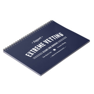 Support Extreme Vetting Notebook