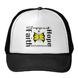 Support Faith Hope Suicide Prevention Awareness Hat