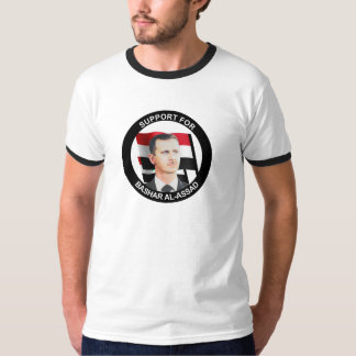Support for Assad! T-Shirt