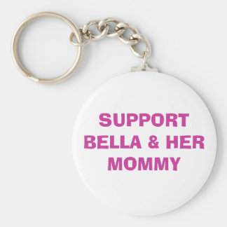 SUPPORT  & HER MOMMY KEYCHAIN