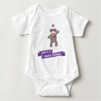 Support Hunter Syndrome Awareness Baby Bodysuit