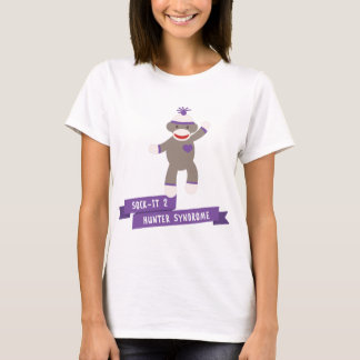 Support Hunter Syndrome Awareness T-Shirt