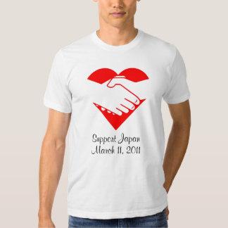 Support Japan Shirts