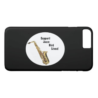 Support Jazz iPhone 7 Plus Case