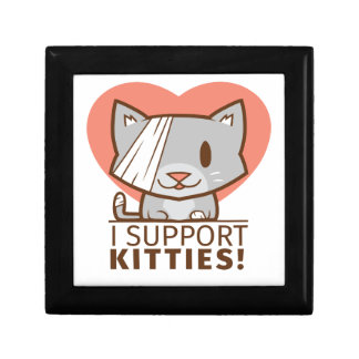 Support Kitty Gift Box