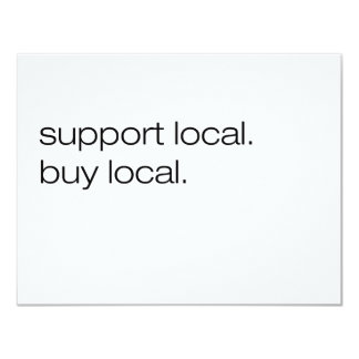 Support Local Buy Local Card