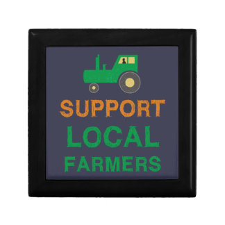 Support Local Farmers Gift Box