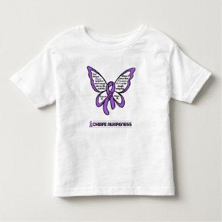 Support/Love/Believe...Chiari Toddler T-shirt
