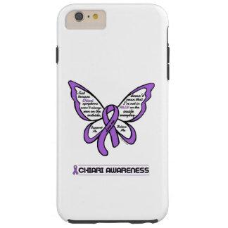 Support/Love/Believe...Chiari Tough iPhone 6 Plus Case