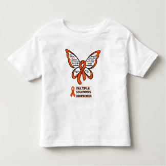 Support/Love/Believe...MS Toddler T-shirt