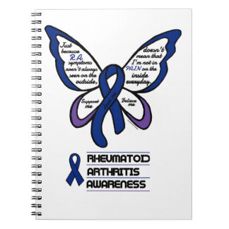 Support/Love/Believe...RA Notebook
