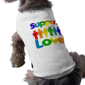 Support Love Doggie Shirt