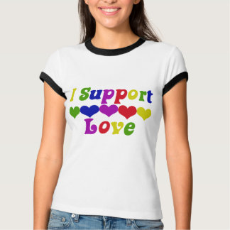 Support Love Tees