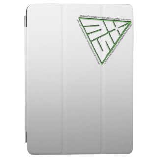 Support my project and get my logo design iPad air cover