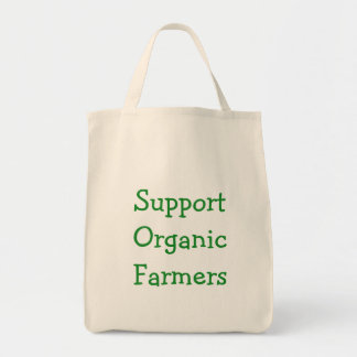 Support Organic Farmers Tote