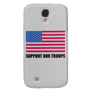 Support our troops 2 samsung galaxy s4 cover