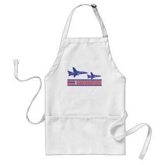 Support Our Troops Air Force Standard Apron