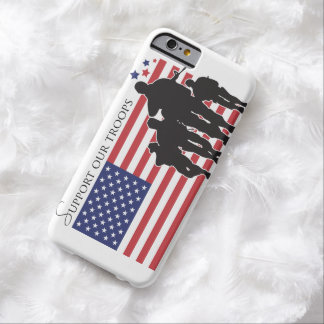 Support our Troops Barely There iPhone 6 Case