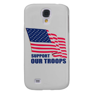 Support our troops galaxy s4 cases