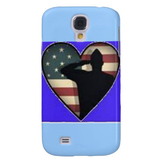 Support our Troops Samsung Galaxy S4 Cover
