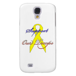 Support our Troops Samsung Galaxy S4 Covers