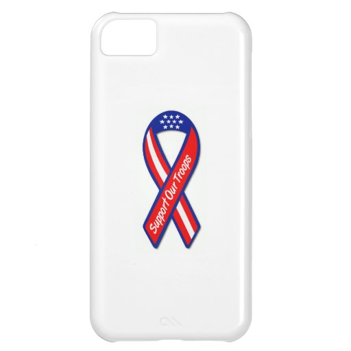 Support our Troops iPhone5, Barely There cover iPhone 5C Cover