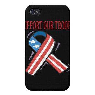 Support Our Troops iPhone 4/4S Case