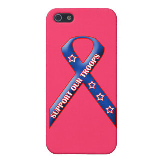 Support Our Troops iPhone 5/5S Cover