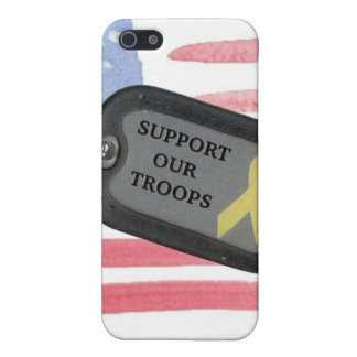 Support Our Troops iPhone 5 Case