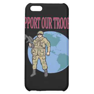 Support Our Troops iPhone 5C Cover