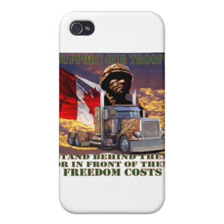 Support Our Troops iPhone 4 Case