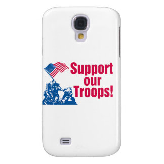Support Our Troops Iphone Case Galaxy S4 Cover