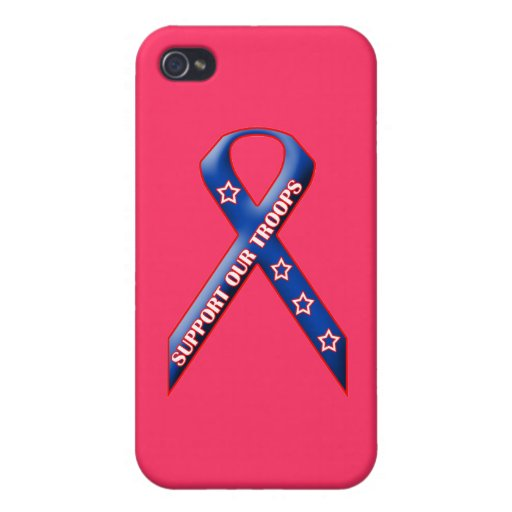 Support Our Troops iPhone 4/4S Cases