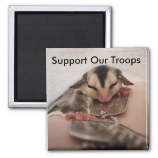 Support Our Troops Magnet