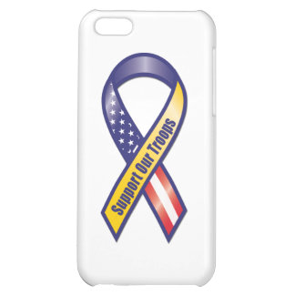 Support Our Troops Ribbon iPhone 5C Cover