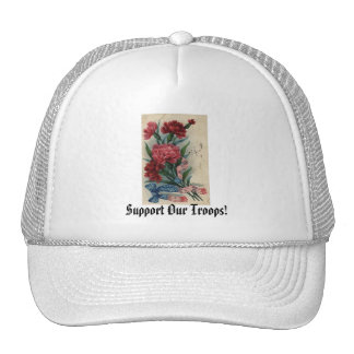 Support Our Troops! Trucker Hat