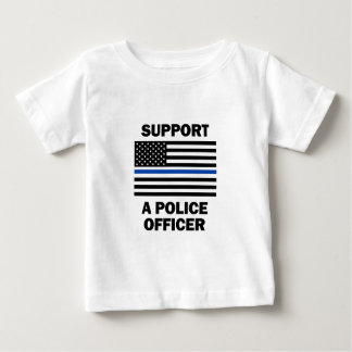 Support Police Officers Baby T-Shirt